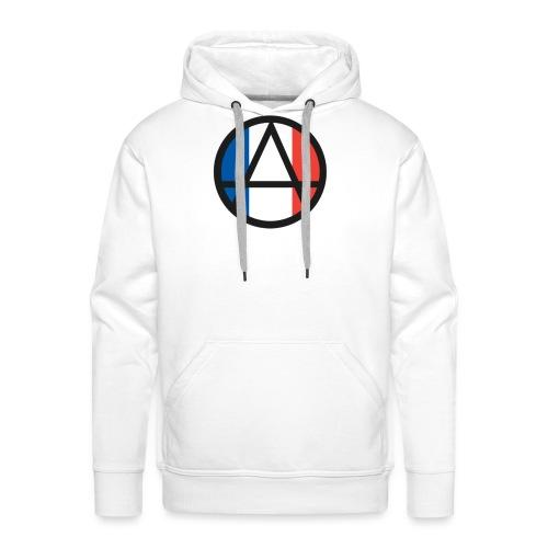 Logo ZELA France - Sweat-shirt à capuche Premium pour hommes