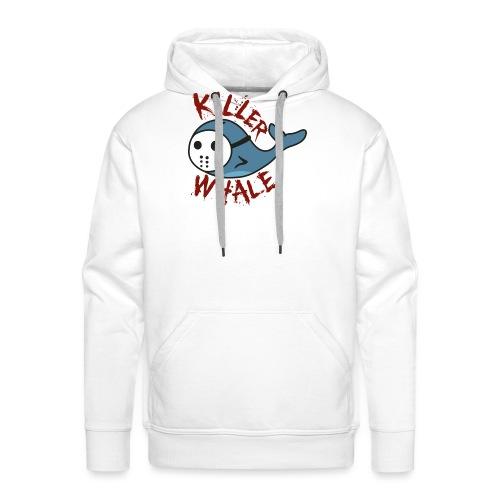 Killer Whale - Männer Premium Hoodie