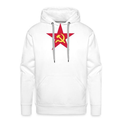 Russenstern - Männer Premium Hoodie