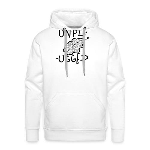 UNPLUGGED 2 - Sweat-shirt à capuche Premium pour hommes