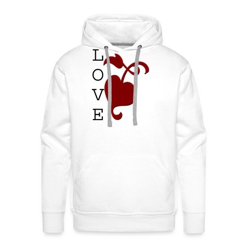 Love Grows - Men's Premium Hoodie