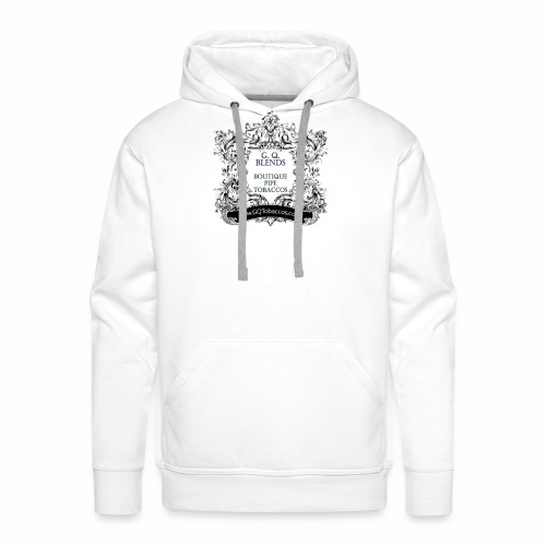GQ BLends Logo - Men's Premium Hoodie