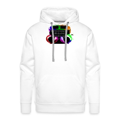 MCRS Twin Pipes - Men's Premium Hoodie