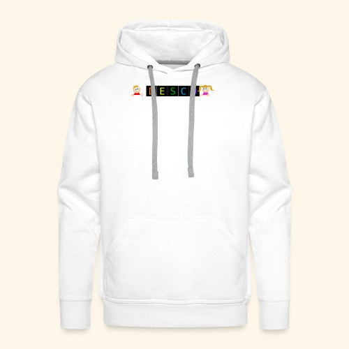 DESCO - Sweat-shirt à capuche Premium pour hommes