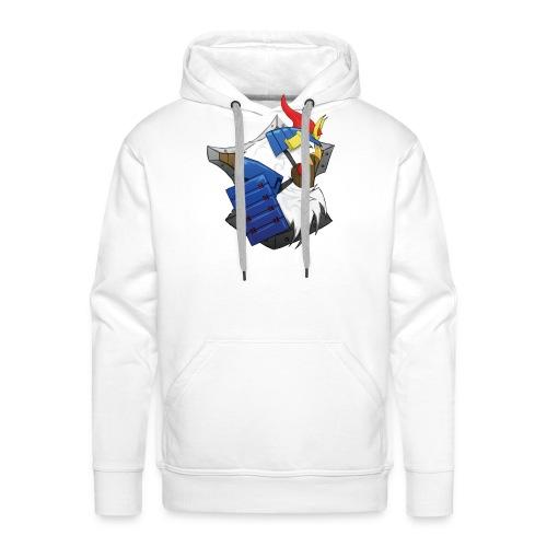 back png - Sweat-shirt à capuche Premium pour hommes