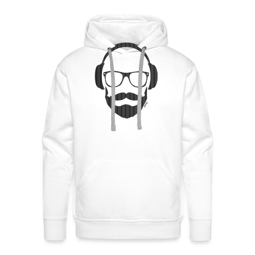 *NEW* Like a Dj (H) - Sweat-shirt à capuche Premium pour hommes