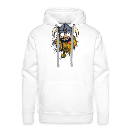 Crazy Viking - Männer Premium Hoodie