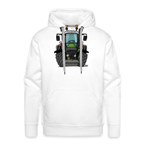 0062 F - Mannen Premium hoodie