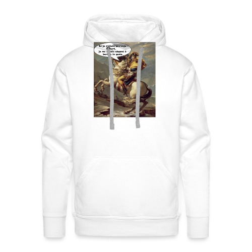 NAPO T SHIRT - Sweat-shirt à capuche Premium pour hommes