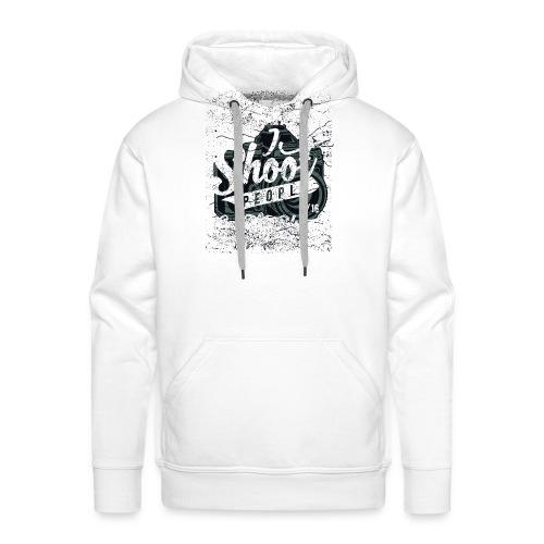Street Photographer - Mannen Premium hoodie