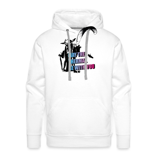 May the thermal be with you - Männer Premium Hoodie