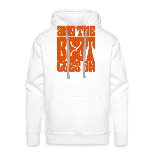 and the beat goes on - Männer Premium Hoodie