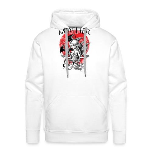 mother-of-dragons - Men's Premium Hoodie