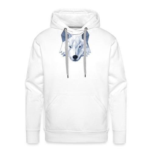 Jaulustus Wolf - Männer Premium Hoodie