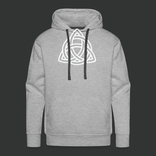 Celtic Knot — Celtic Circle - Men's Premium Hoodie