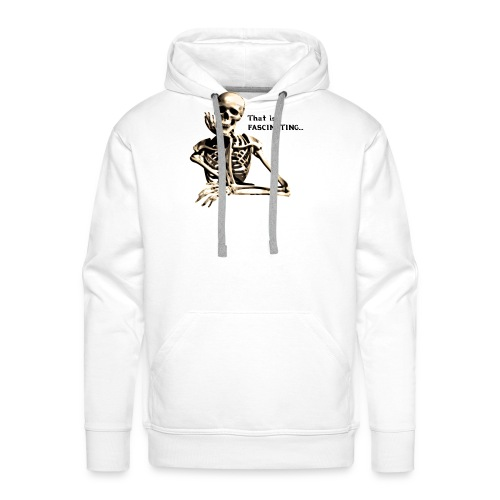 That Is Fascinating - Men's Premium Hoodie