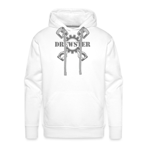 Drewster Emblem - Männer Premium Hoodie