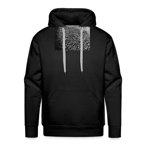 cobblestone shirt - Mannen Premium hoodie