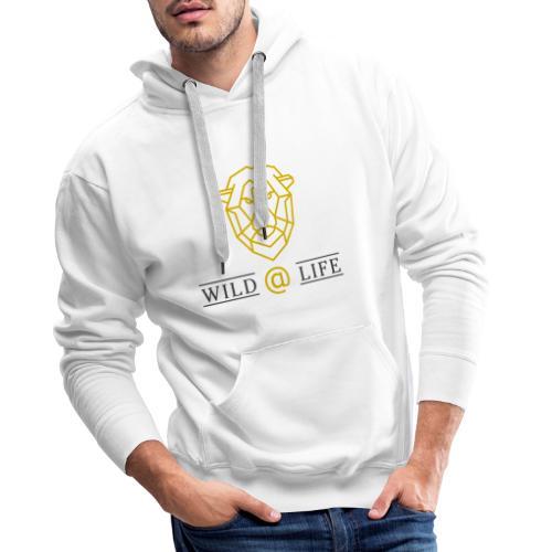 wild@life e.V. - Männer Premium Hoodie