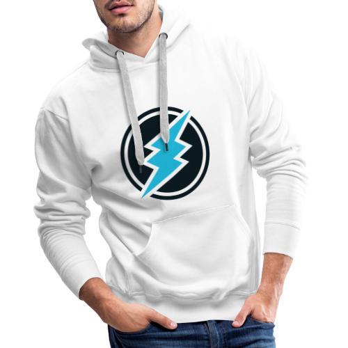 ETN logo - Men's Premium Hoodie