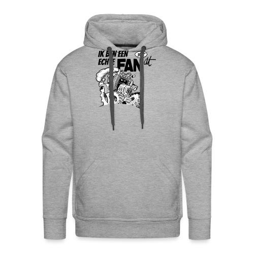 0922 Ik ben een FAN met DT - Mannen Premium hoodie