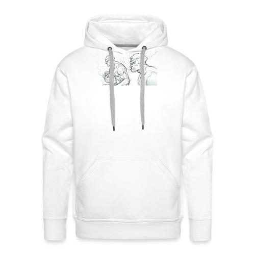 Drawing_1-jpg - Men's Premium Hoodie