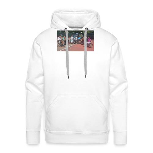 guaramo9 - Sudadera con capucha premium para hombre