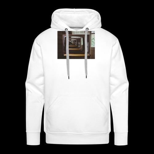 Tv - Sweat-shirt à capuche Premium pour hommes
