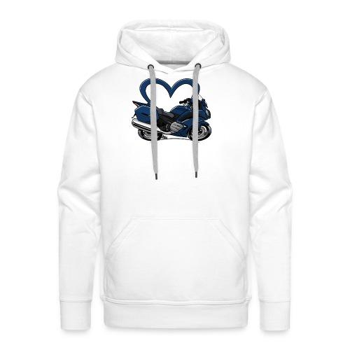 love FJR - Mannen Premium hoodie