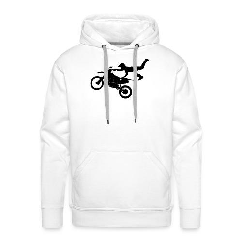 Motocross Freestyle Männer Frauen - Männer Premium Hoodie