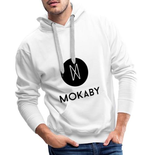 MokabyLOGO 34 - Männer Premium Hoodie