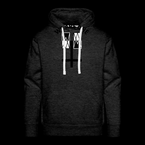 WE ARE ONE x CROSS - Mannen Premium hoodie