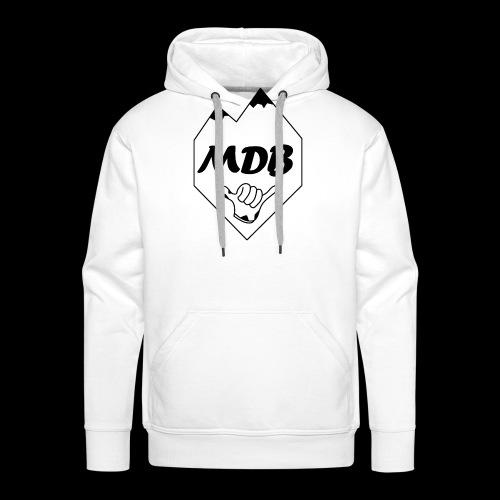 Madabe Logo Shirt - Männer Premium Hoodie