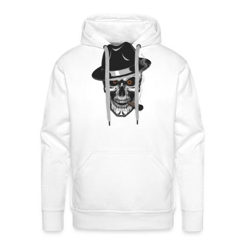 Totenkopf final - Männer Premium Hoodie