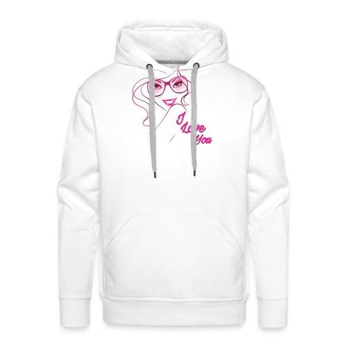 2020 04 28 - Sweat-shirt à capuche Premium pour hommes