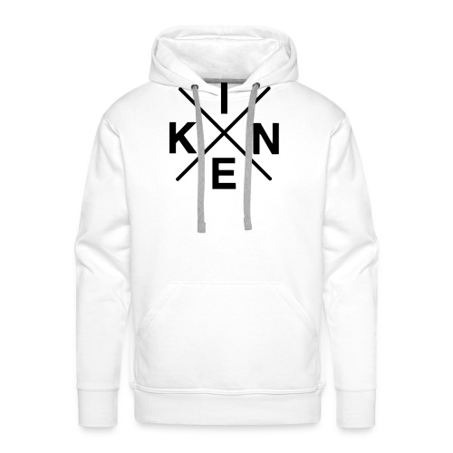 kiné bègles - Sweat-shirt à capuche Premium pour hommes