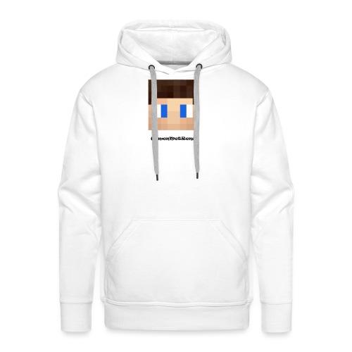 GamenMetRens T-Shirt Grijs - Mannen Premium hoodie