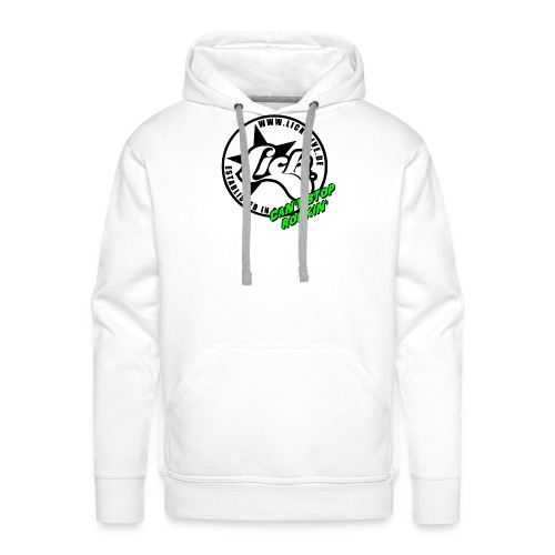 LICK Shit can't stop rockin - Männer Premium Hoodie