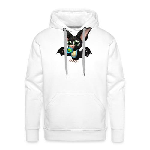 Farmerama Baby Fledermaus - Männer Premium Hoodie
