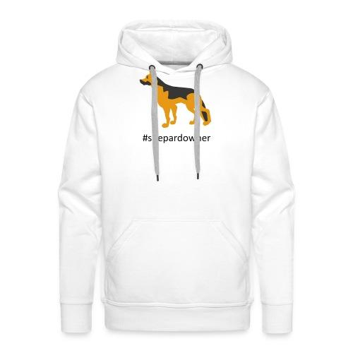 Schäferhund Besitzer - Männer Premium Hoodie