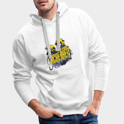 FF Laxenburg - Nur zu deiner Sicherheit - Männer Premium Hoodie