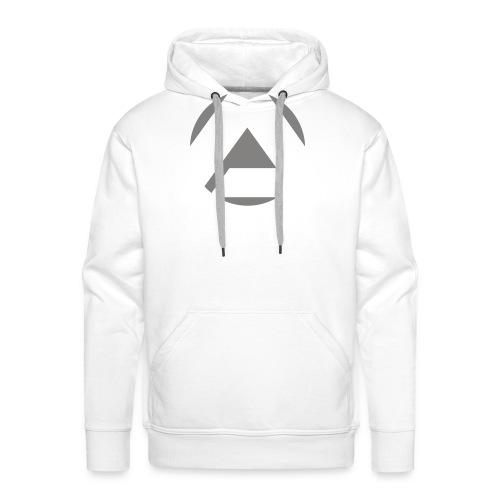 TFM logo v2 0 1 colour - Men's Premium Hoodie