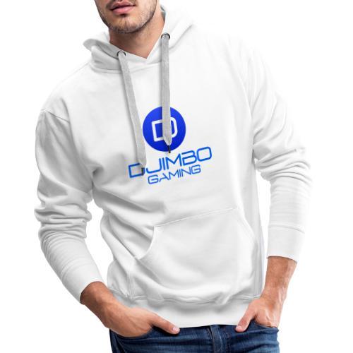 DJIMBOGAMING - Sweat-shirt à capuche Premium pour hommes