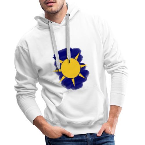 Sun - Sudadera con capucha premium para hombre
