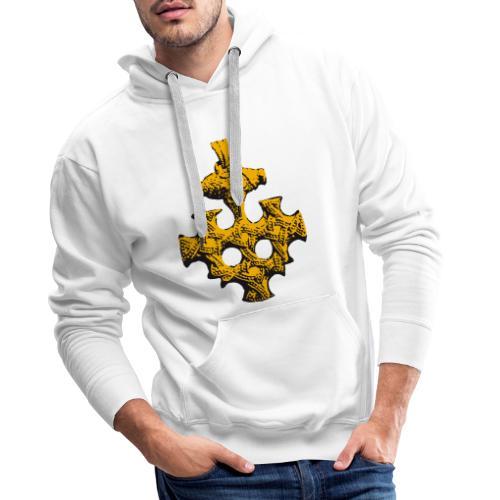 Goldschatz - Männer Premium Hoodie