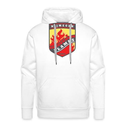 t shirt black - Mannen Premium hoodie