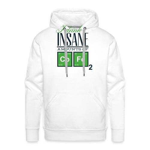 Breaking Coffee Shirt - Männer Premium Hoodie