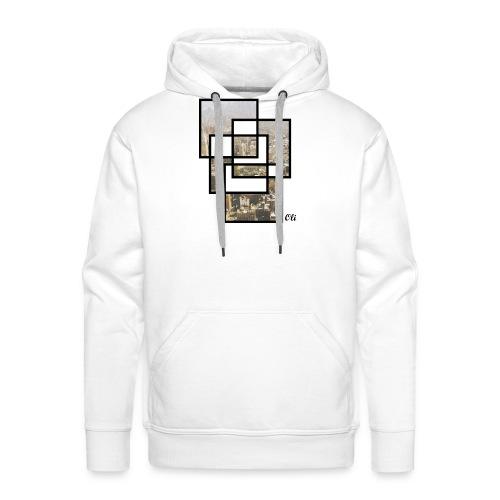 Sans titre 1 png - Sweat-shirt à capuche Premium pour hommes