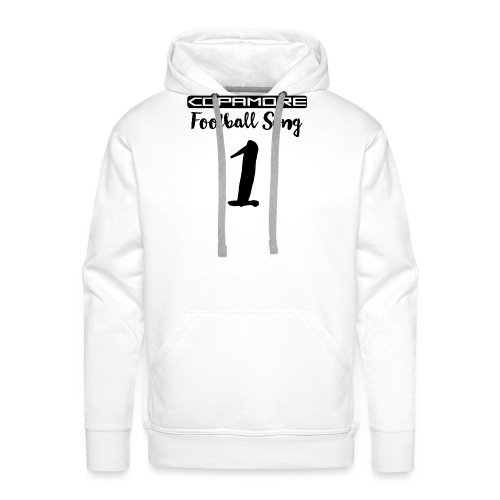 Football Song #1 international by COPAMORE - Männer Premium Hoodie