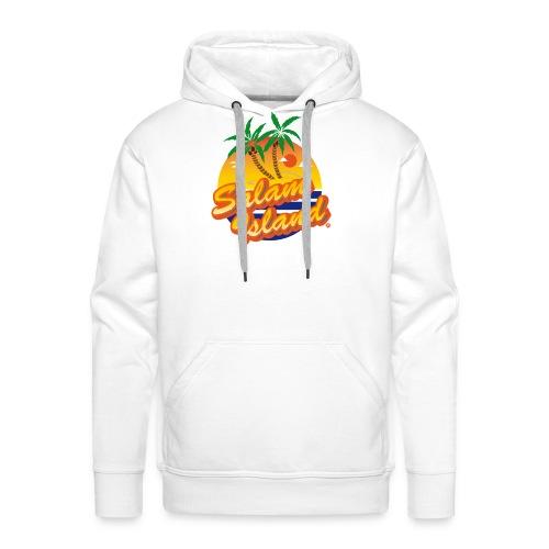 Salam Island - Sweat-shirt à capuche Premium pour hommes